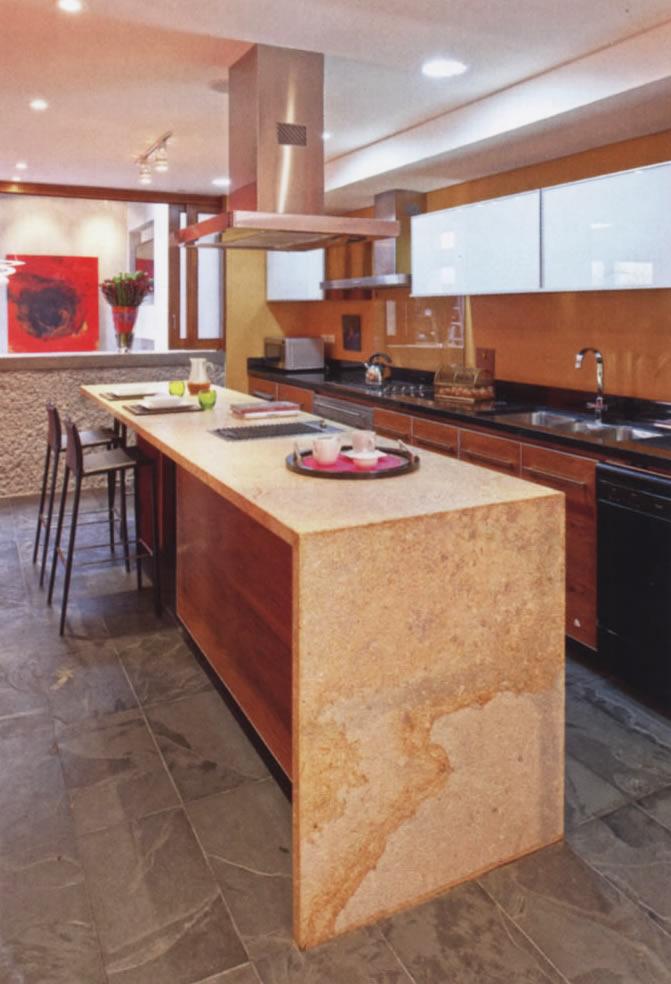 Marmol para cocina latest ideas para barras de cocina - Cocinas de marmol ...